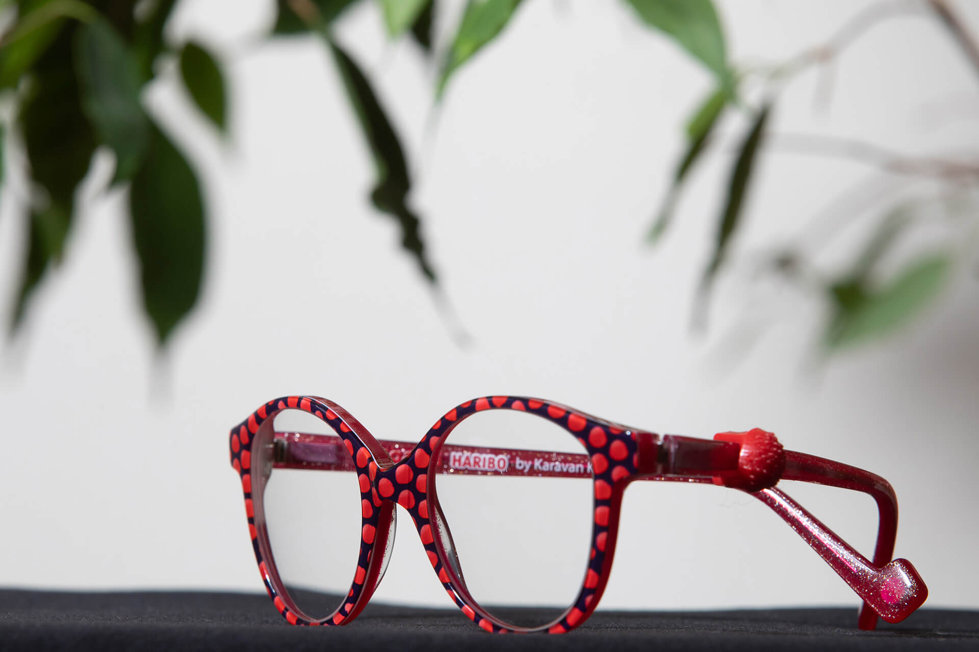 Photo de Lunette Haribo Rouge